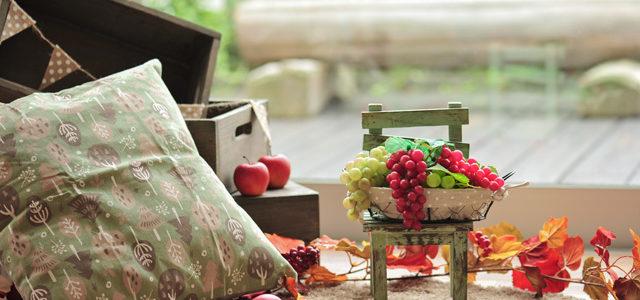 秋のメープルのお部屋